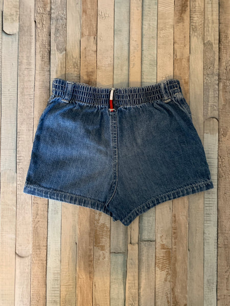 Tommy Hilfiger Denim Skort Size 3T - Nippers Preloved children's clothing