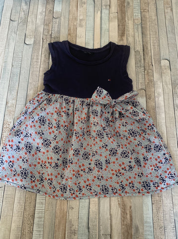 Tommy Hilfiger Dress Age 4 - Nippers Preloved children's clothing