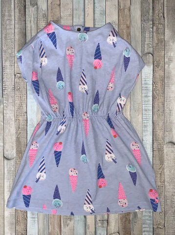 Joules Ice Cream Dress Age 18-24 Months - Nippers Preloved children's clothing