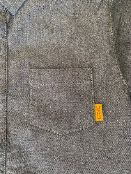 Ted Baker Grey Shirt Age 7 - Nippers Preloved children's clothing