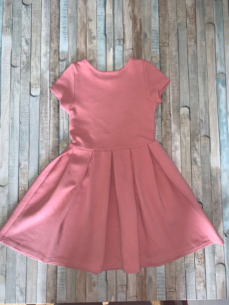 Polo Ralph Lauren Pink Dress Age 6 - Nippers Preloved children's clothing