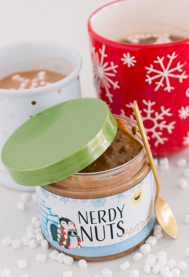 Hot Cocoa Peanut Butter