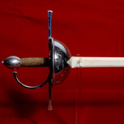 Blackfencer Cup Hilt Rapier (Long)