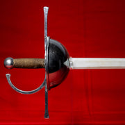 Blackfencer Cup Hilt Rapier (Short)