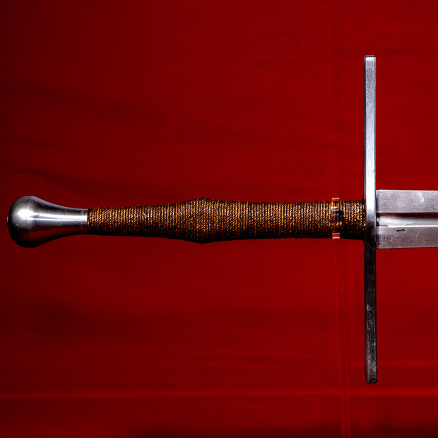 Blackfencer Steel Longsword