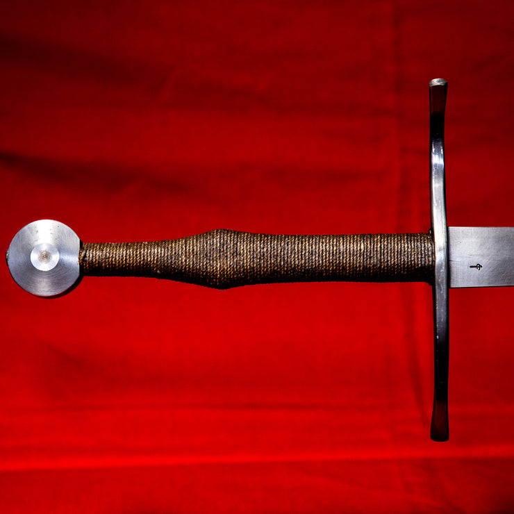 "Blackfencer Steel ""Knight"" Longsword"
