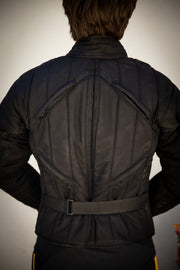 Lynx Fighting Jacket with Motorcycle Vents