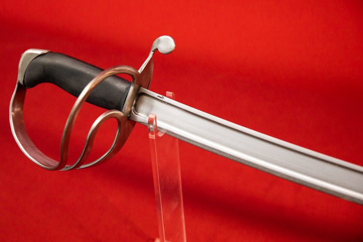 Blackfencer 1821 Three Bar Hilt Sabre (Steel)
