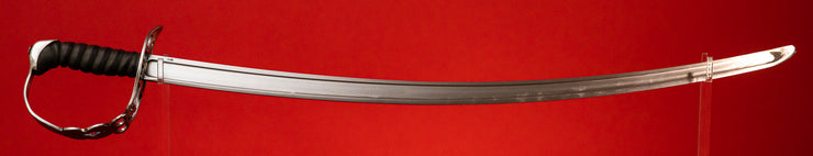 Blackfencer 1803 Slotted Hilt Saber