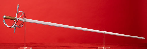 Blackfencer Swept-hilt Rapier