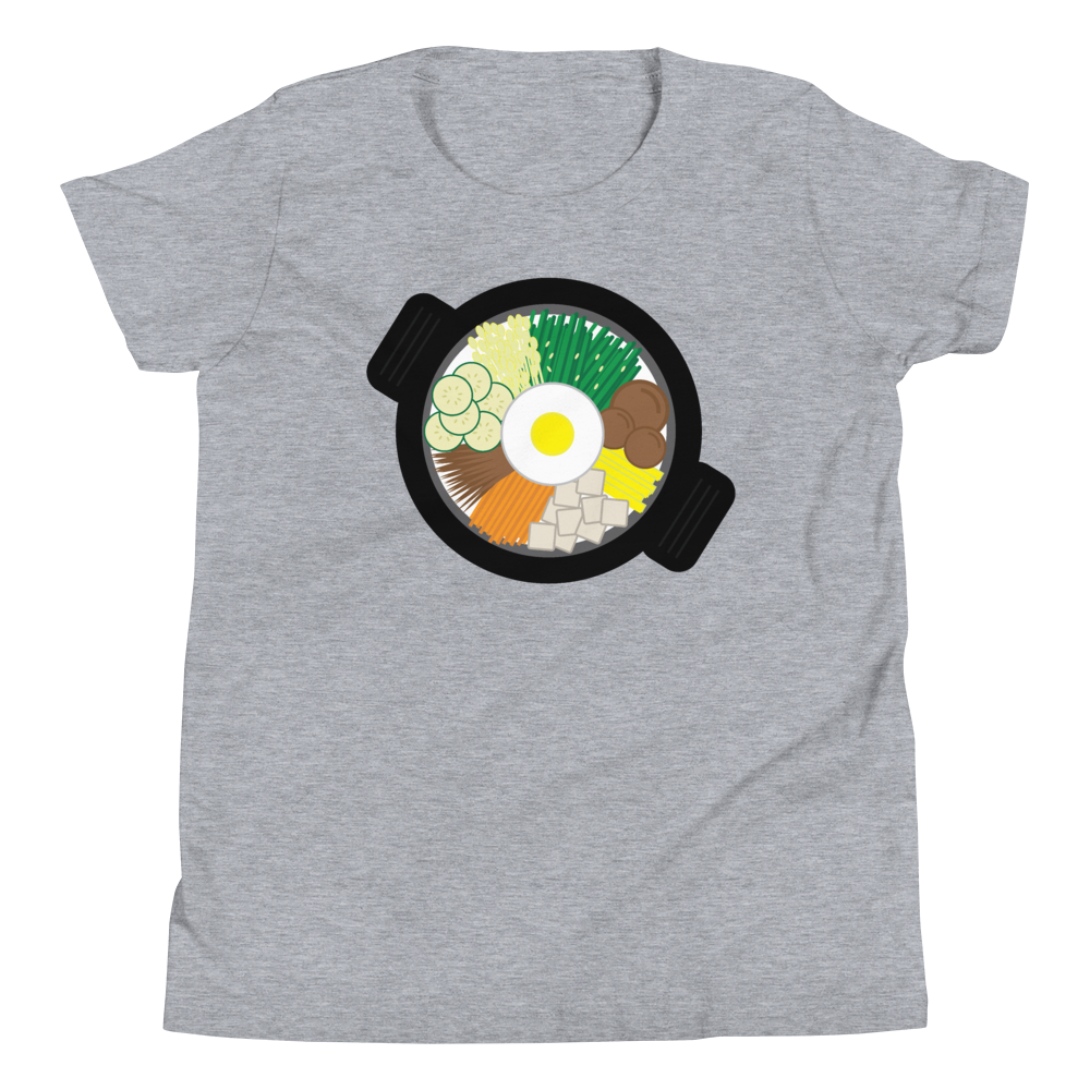 Bibimbap Kids T-Shirt