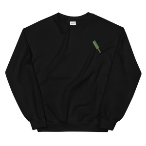 Melona Embroidered Crewneck Sweater (Unisex Adult)
