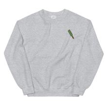 Load image into Gallery viewer, Melona Embroidered Crewneck Sweater (Unisex Adult)