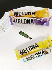 Melona Embroidered T-Shirt (Unisex Adult)