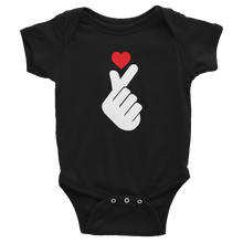 Load image into Gallery viewer, Korean Heart Gesture Kids T-Shirt