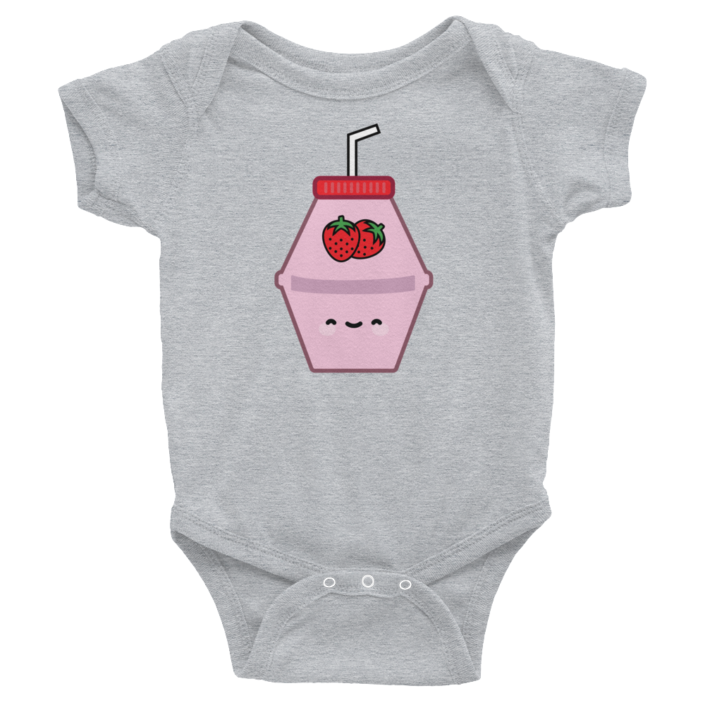 Strawberry Milk Kids T-Shirt