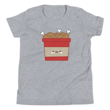 Load image into Gallery viewer, Fried Chicken Bucket Kids T-Shirt