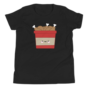Fried Chicken Bucket Kids T-Shirt