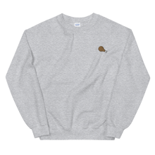Load image into Gallery viewer, Fried Chicken Embroidered Crewneck Sweater (Unisex Adult)