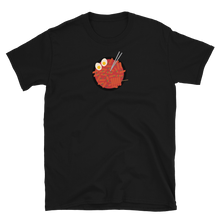 Load image into Gallery viewer, Tteokbokki (Spicy Rice Cake) Unisex Adult T-Shirt