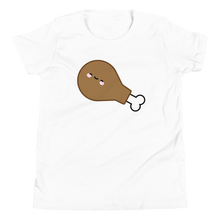 Load image into Gallery viewer, Fried Chicken Drumstick Kids T-Shirt