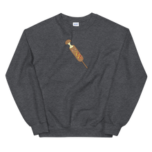 Load image into Gallery viewer, Mozza Corn Dog Crewneck Sweater (Unisex Adult)