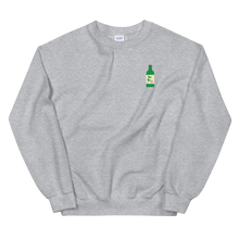 Load image into Gallery viewer, Peach Soju Embroidered Crewneck Sweater (Unisex Adult)