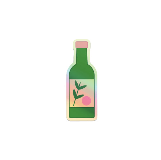Soju Sticker