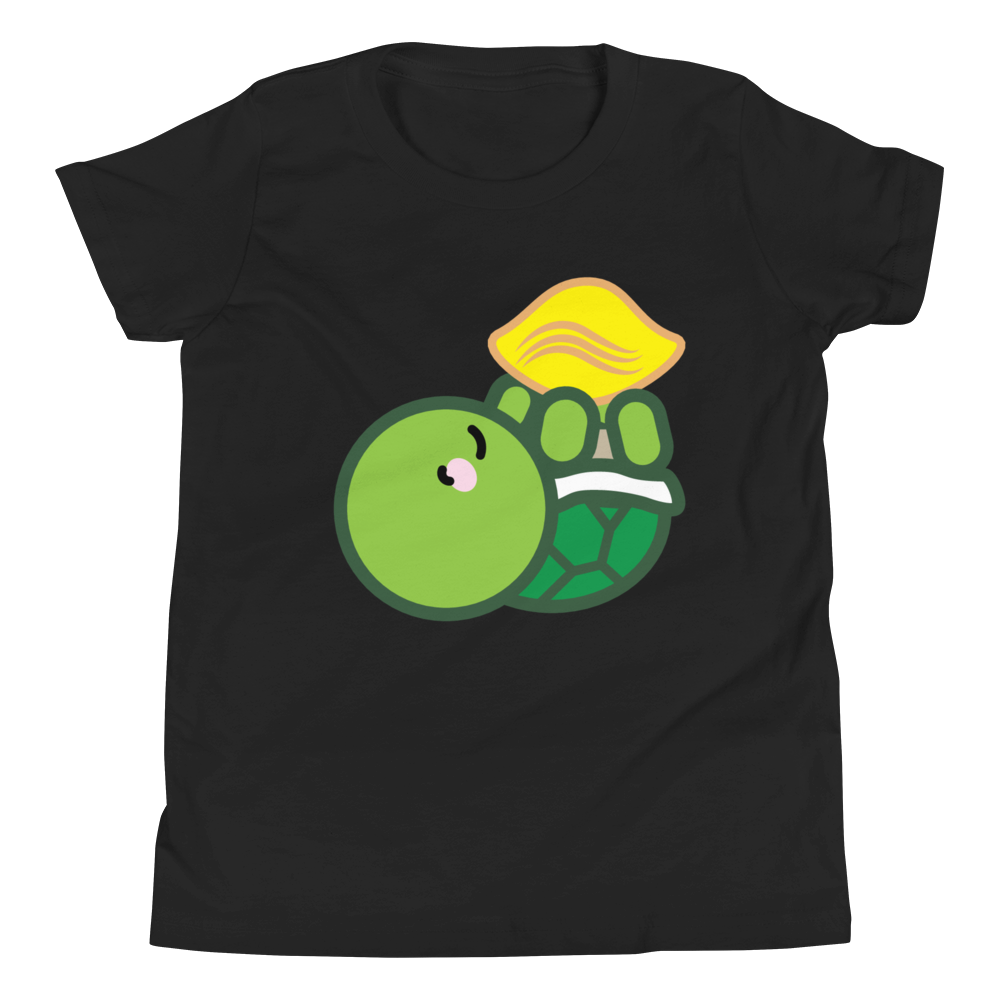 Turtle Chips Kids T-Shirt