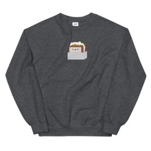 Load image into Gallery viewer, Korean Street Toast Sandwich Crewneck Sweater (Unisex Adult)