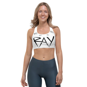 RAY WALKER Sports bra