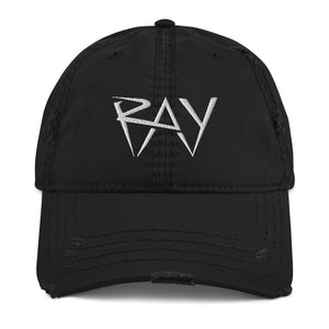 RAY Distressed Dad Hat