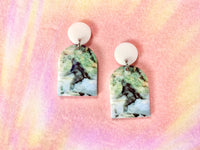 Bigfoot Earrings