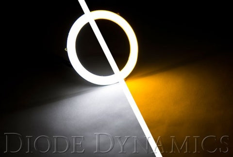 Switchback Halos from Diode Dynamics (white/amber)