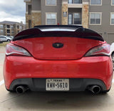 2010 - 2016 Hyundai Genesis Coupe Wicker Bill Spoiler