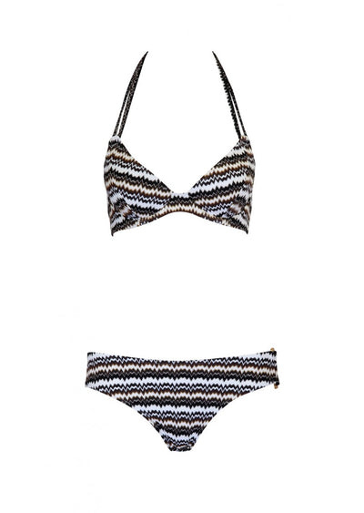 Twiga Gold Buckle Bikini Brief