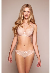 Amelie Powder Lace Brief