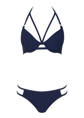 Icon Navy Bikini Brief
