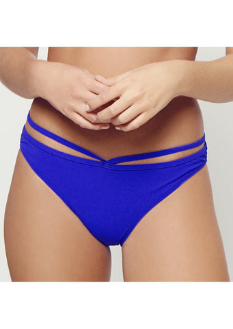 Icon Cobalt Ring Bikini Brief