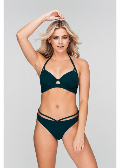 Icon Forest Green Ring Brief