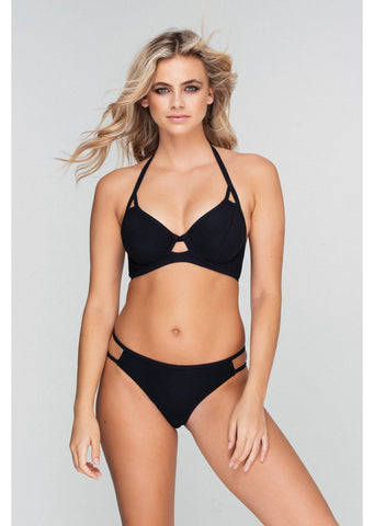 Icon Black Bikini Brief