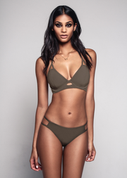 Icon Olive Bikini Brief