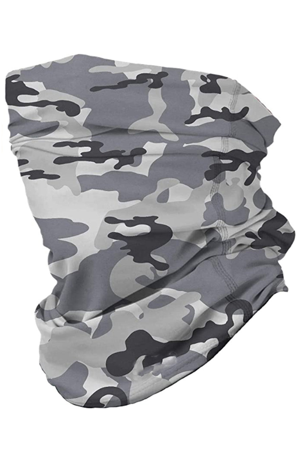 Arctic Camo Multifunctional Headwear Face Mask Headband Neck Gaiter Neck Gaiter Discount Designer Fashion Clothes Shoes Bags Women Men Kids Children Black Owned Business