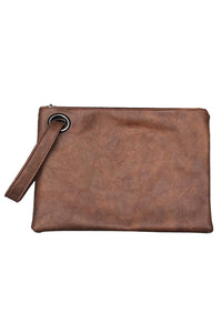 Brown Oversized Everyday Clutch Bags Discount Designer Fashion Clothes Shoes Bags Women Men Kids Children Black Owned Business