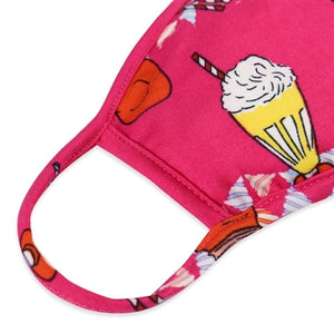 Ice Cream Kids Mask Healthcare Discount Designer Fashion Clothes Shoes Bags Women Men Kids Children Black Owned Business
