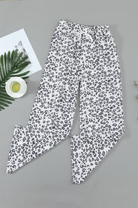 Leopard Print Loose Fit Pants Pants & Culotte Discount Designer Fashion Clothes Shoes Bags Women Men Kids Children Black Owned Business
