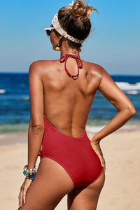 Red Ember One Piece Swimwear One-Piece Swimwear Discount Designer Fashion Clothes Shoes Bags Women Men Kids Children Black Owned Business