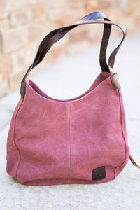 Red Retro One Shoulder Canvas Hobo Handbag Bags Discount Designer Fashion Clothes Shoes Bags Women Men Kids Children Black Owned Business