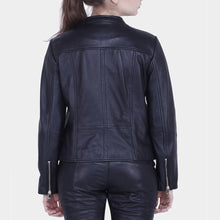 Load image into Gallery viewer, Nitz Women Leather Jackets