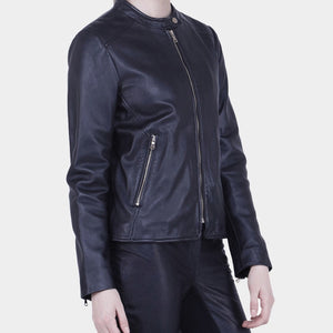 Nitz Women Leather Jackets